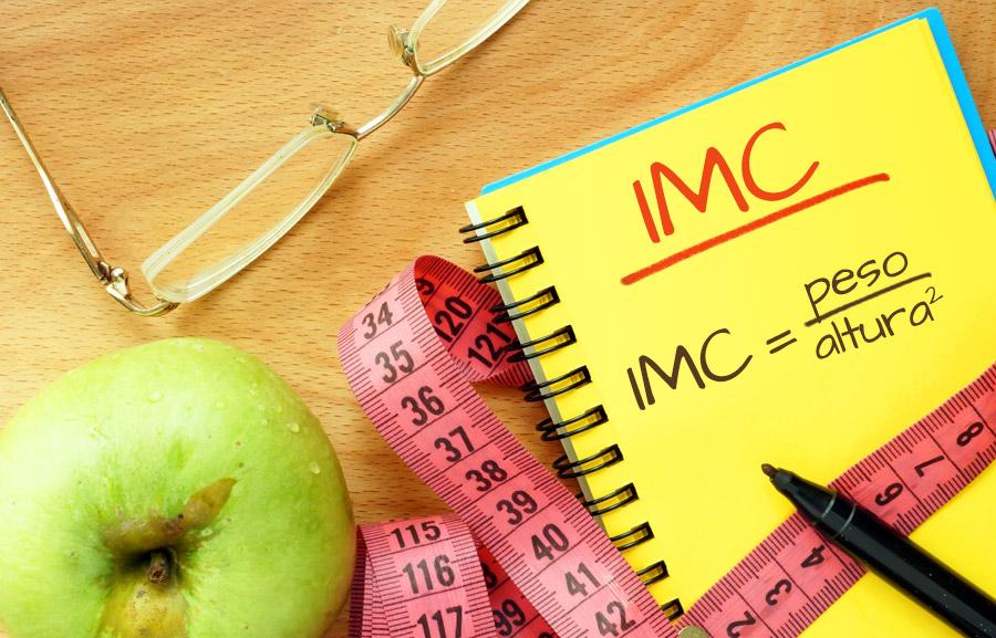 Como calcular o IMC