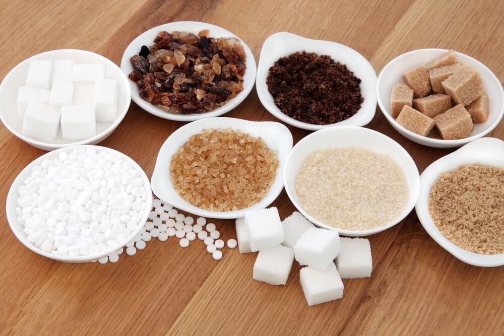 Reduza o Açúcar e o Amido para Perder Peso Rápido